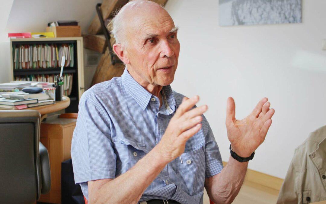 Reaching the Eternal – an interview with Aubert de Villaine